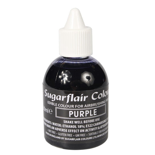 SUGARFLAIR AIRBRUSH 60ML PURPLE