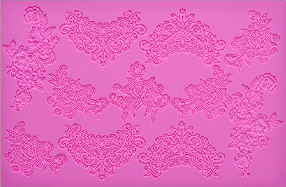 CAKE LACE MAT SWEET LACE