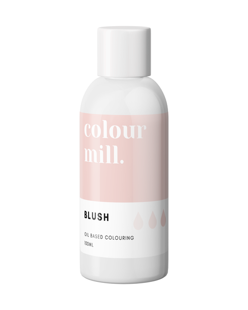 COLOUR MILL OIL BASED COLOURING 100ML BLUSH
