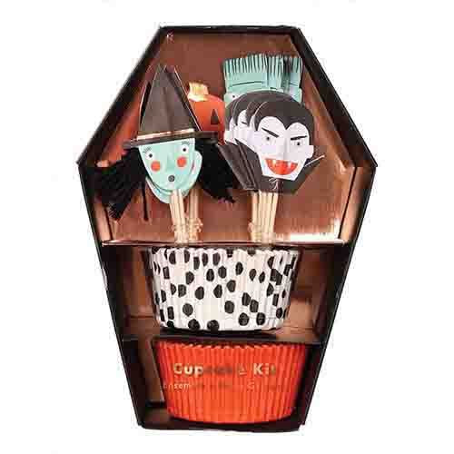 CUPCAKE KIT HALLOWEEN