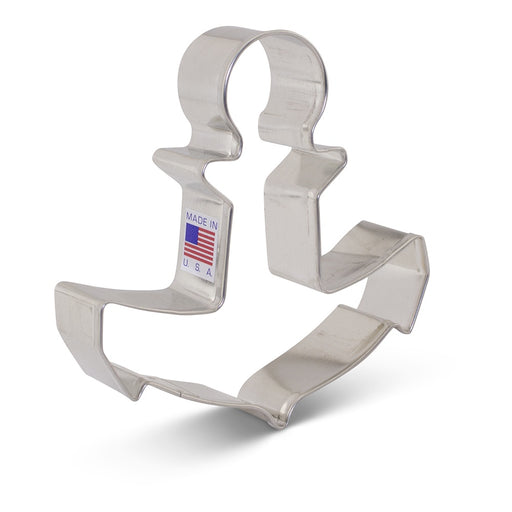 ANN CLARK COOKIE CUTTER ANCHOR 4""