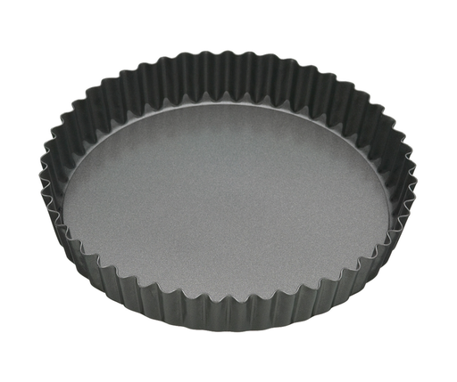 MASTERCRAFT HEAVY LOOSE BASE ROUND FLAN/QUICHE PAN 20CM