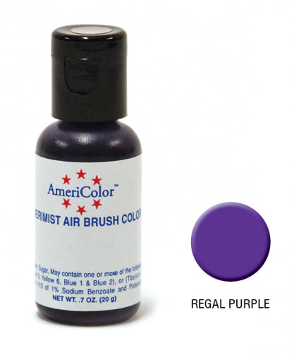 AMERICOLOR AIRBRUSH COLOUR 0.65OZ REGAL PURPLE