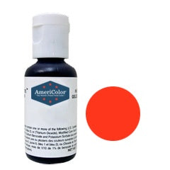 AMERICOLOR GEL COLOUR 21G ELECTRIC RED