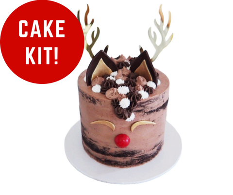 REINDEER CAKE KIT FULL SET