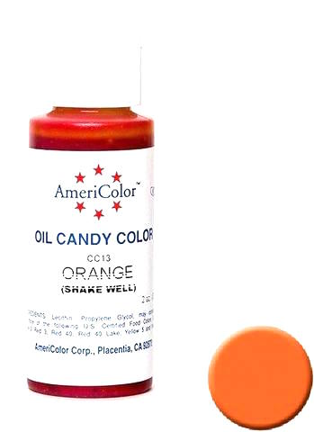 AMERICOLOR CANDY COLOUR 2OZ ORANGE