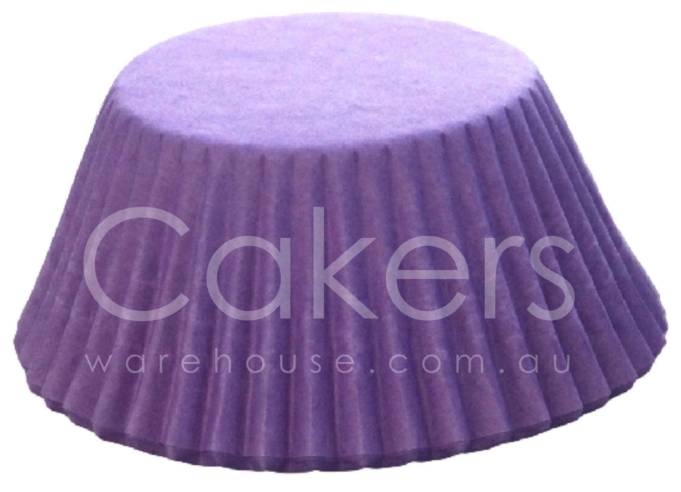 CUPCAKE PAPER 550 PURPLE 500PC