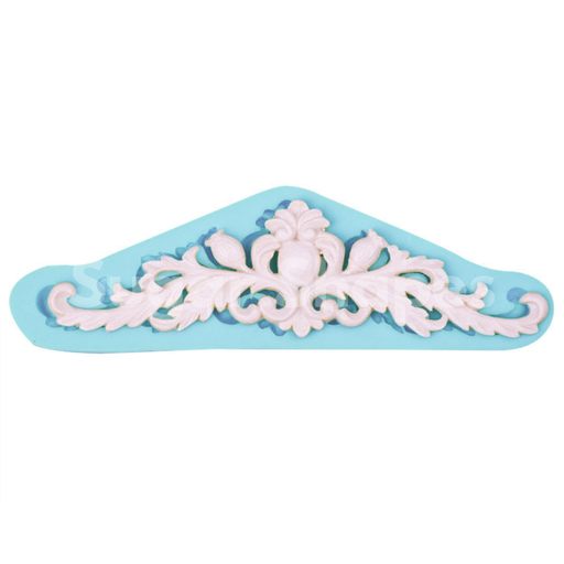 SILICONE MOULD BAROQUE 3