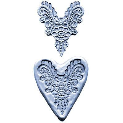 SILICONE MOULD LACE DANGLES 4
