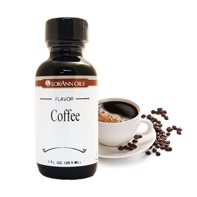 CANDY OIL FLAVOUR 1OZ COFFEE