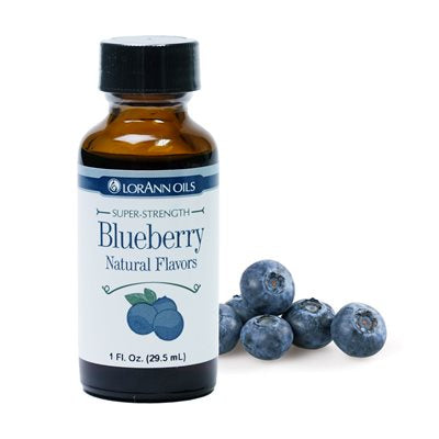 CANDY OIL FLAVOUR 1OZ BLUEBERRY