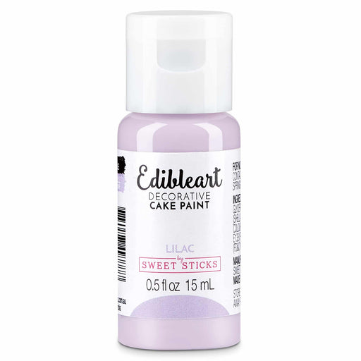 EDIBLE ART DECORATIVE PAINT 15ML LILAC