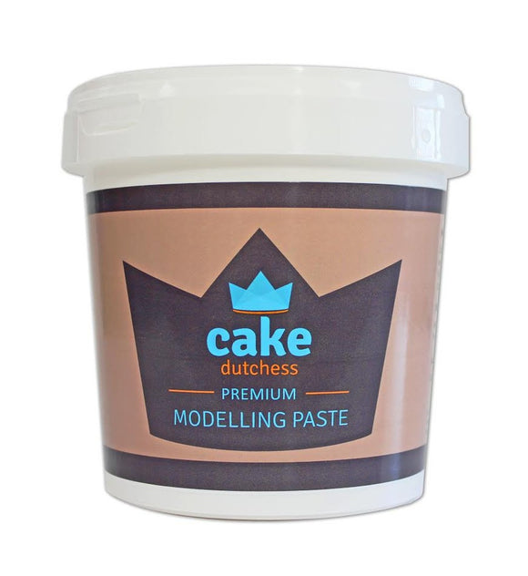 CAKE DUTCHESS MODELLING PASTE 1KG WHITE