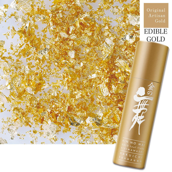 GOLD LEAF 5MM POWDER