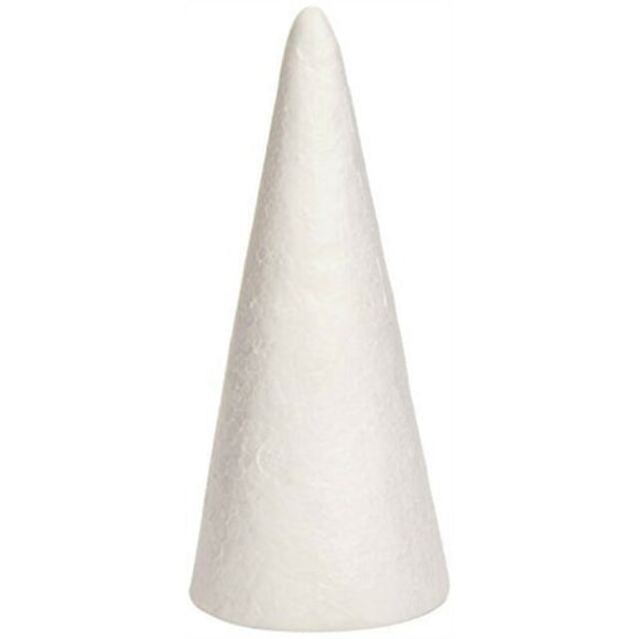 FOAM CONE 250MM X 95MM 1PC