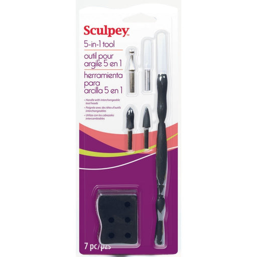 SCULPEY 5 IN 1 CLAY TOOL
