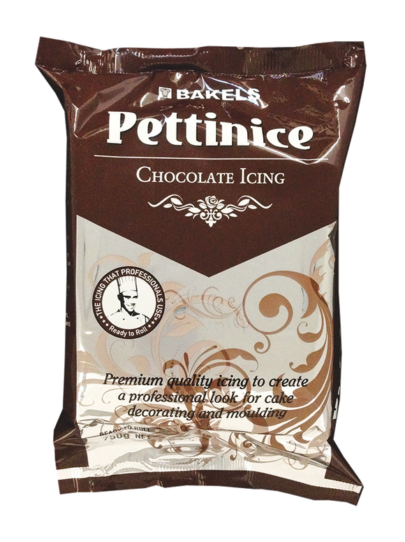 PETTINICE 750G CHOCOLATE