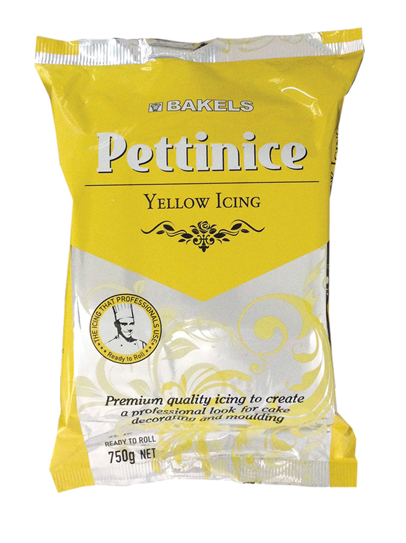 PETTINICE 750G YELLOW