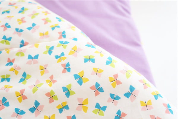 Organic Play Mat Comforter Butterflies Limited Edition