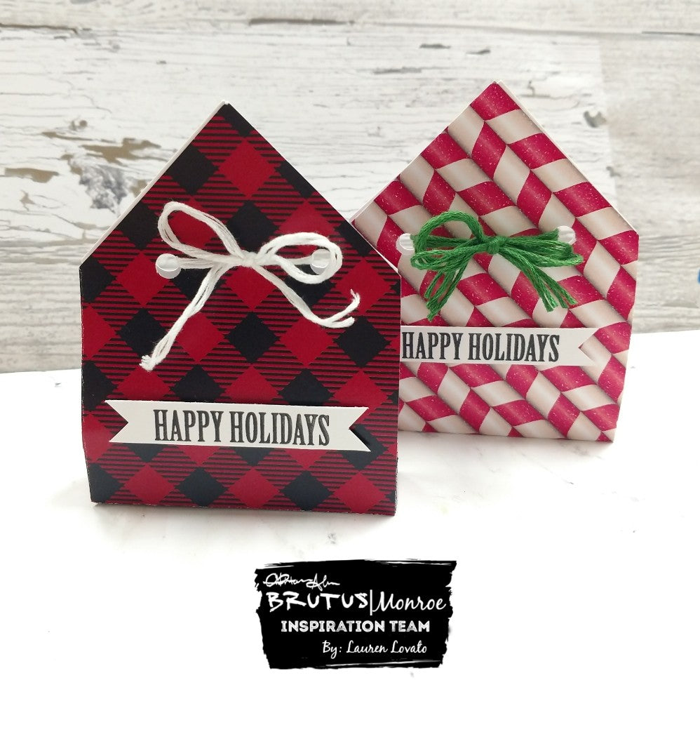 Lip Balm Holiday Gift Boxes