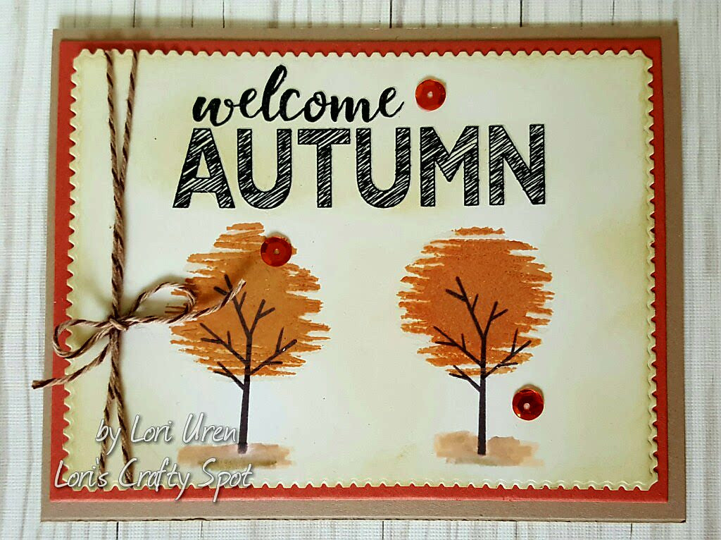Fall Inspiration Box | Welcome Autumn