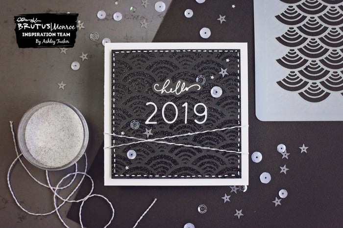 Happy New Year Card | Cards With Ashley