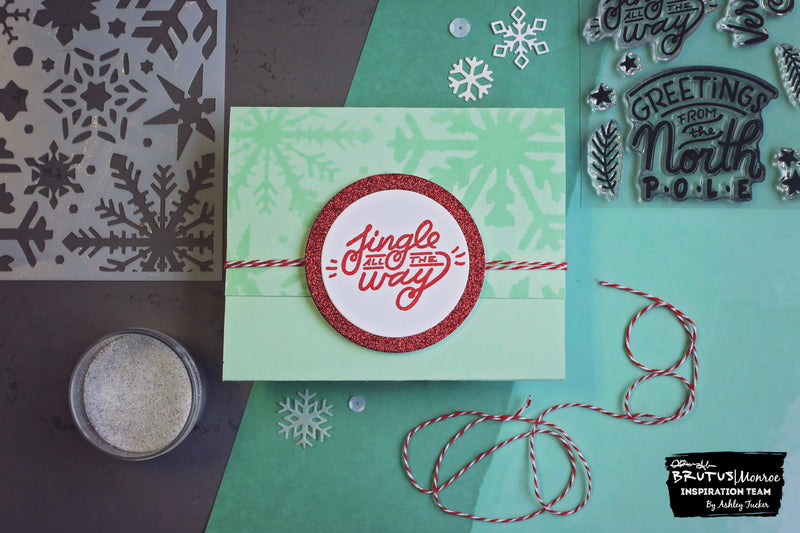Easy Pop-Up Gift Card Holder | A Christmas Card with Ashley Tucker