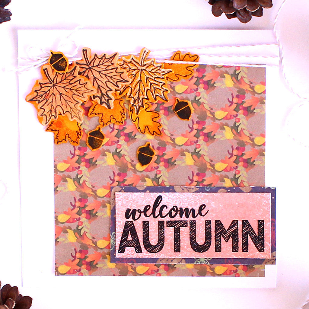Well, Hello Autumn!
