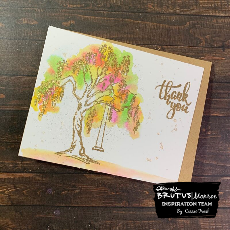 Tree of Thanks Watercolor