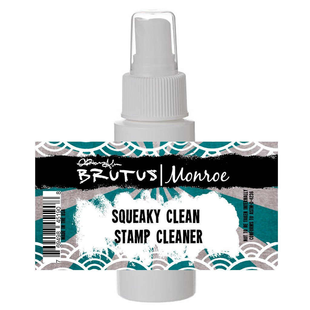 How Amazing is Squeaky Clean Stamp Cleaner?!?!?