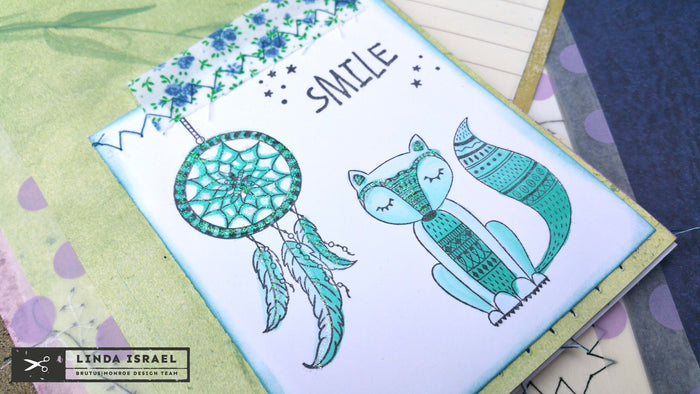 Decorating Journal Pages