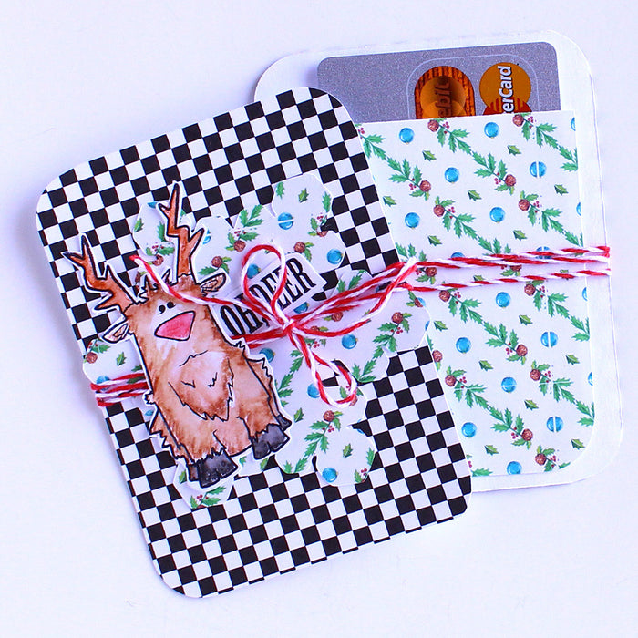 Oh Deer! Pocket Cards & Gift Cards