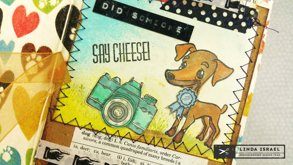 Did Someone Say Cheese a Junk Journal