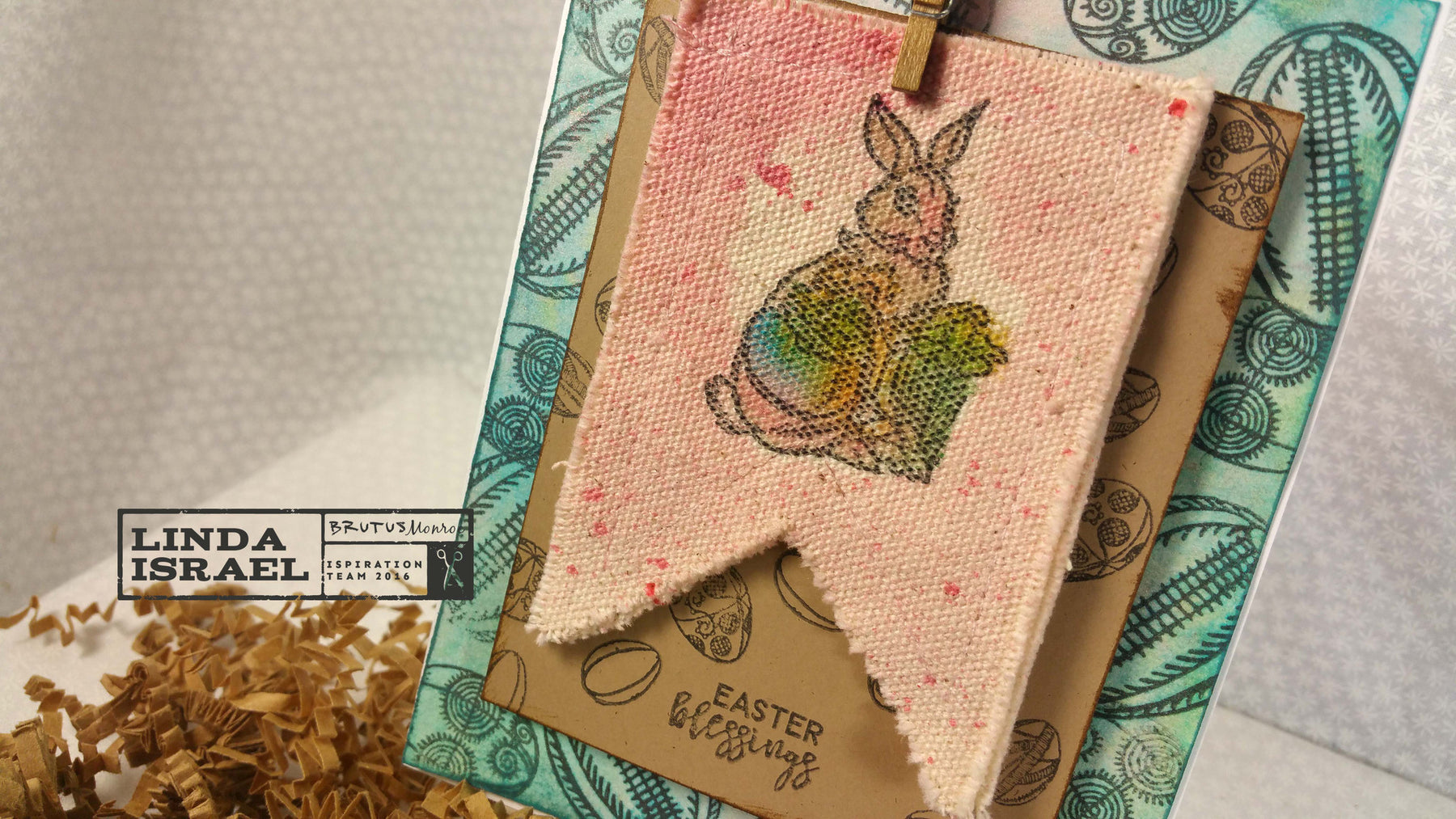 Easter Blessings With Stamp Club