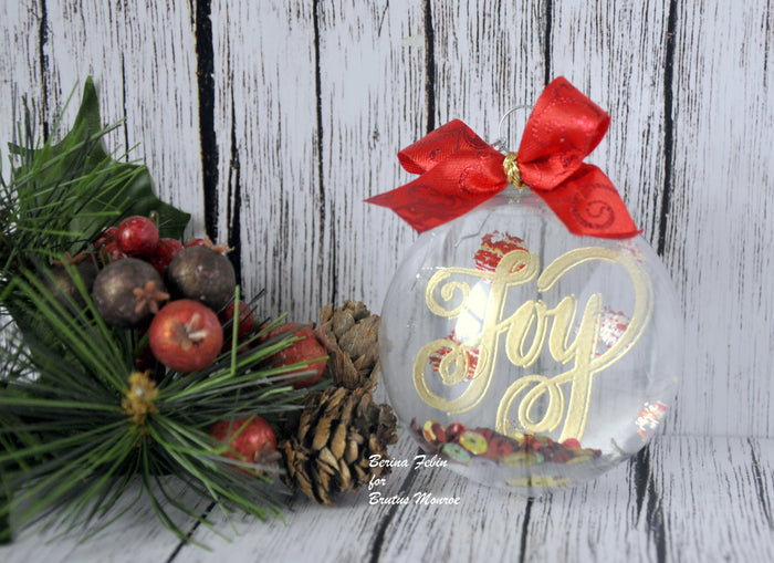 Foiled Floating Ornaments