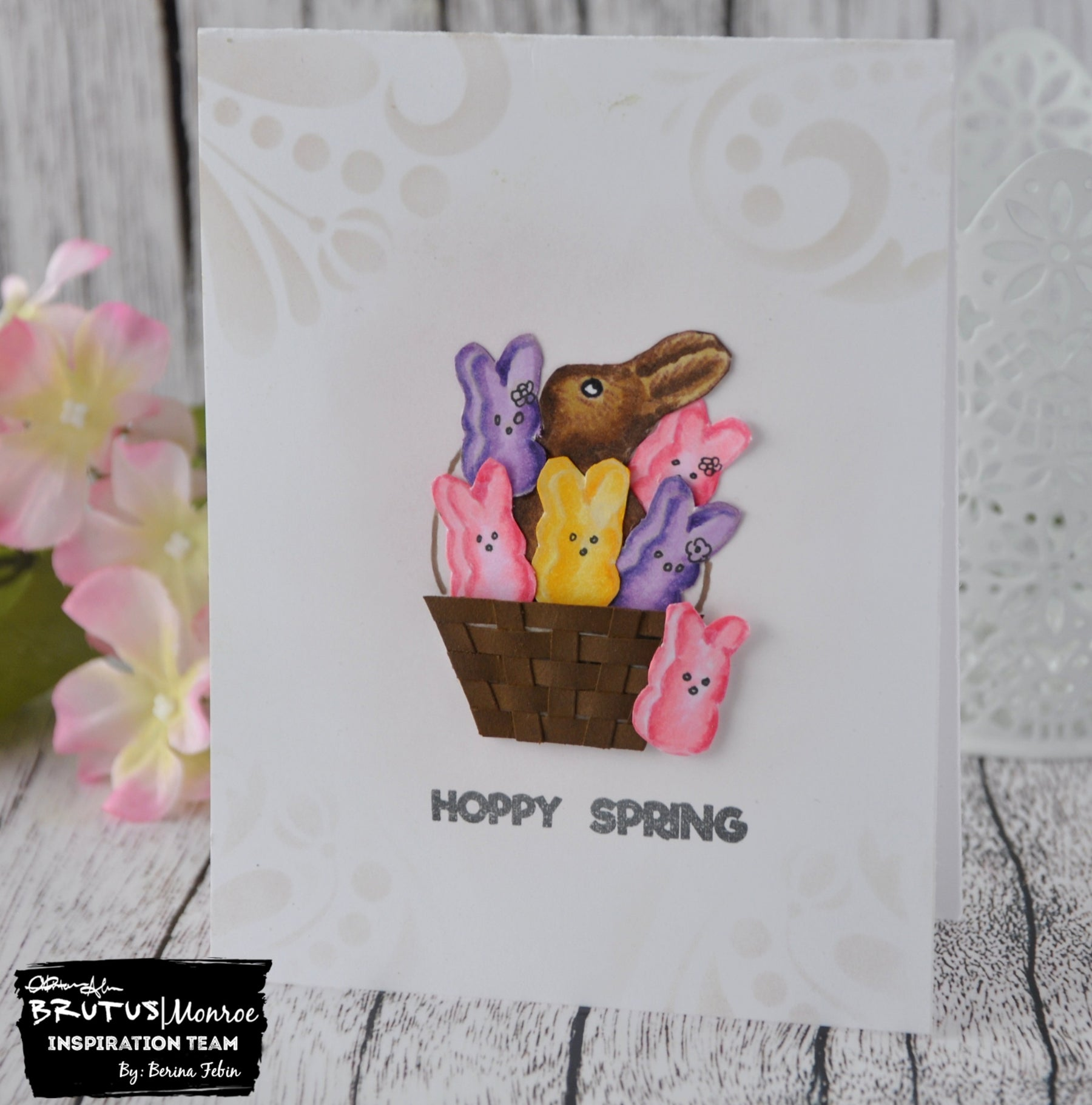 Hoppy Spring Basket