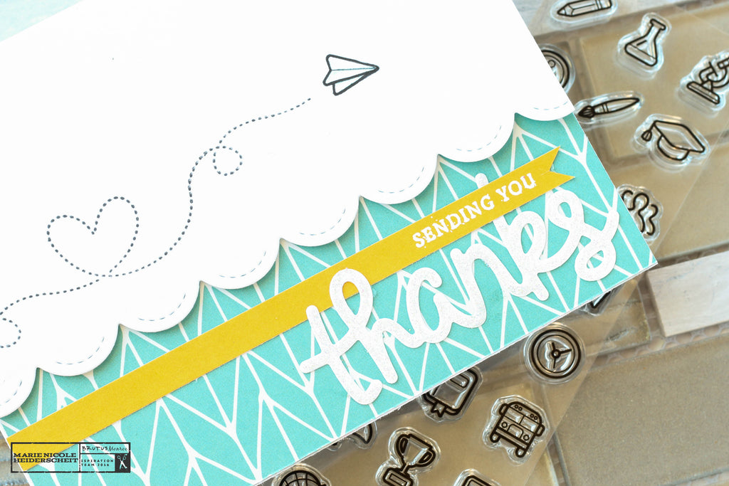 Thank You Cards with Brutus Monroe