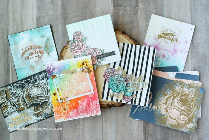 April Release Inspiration!