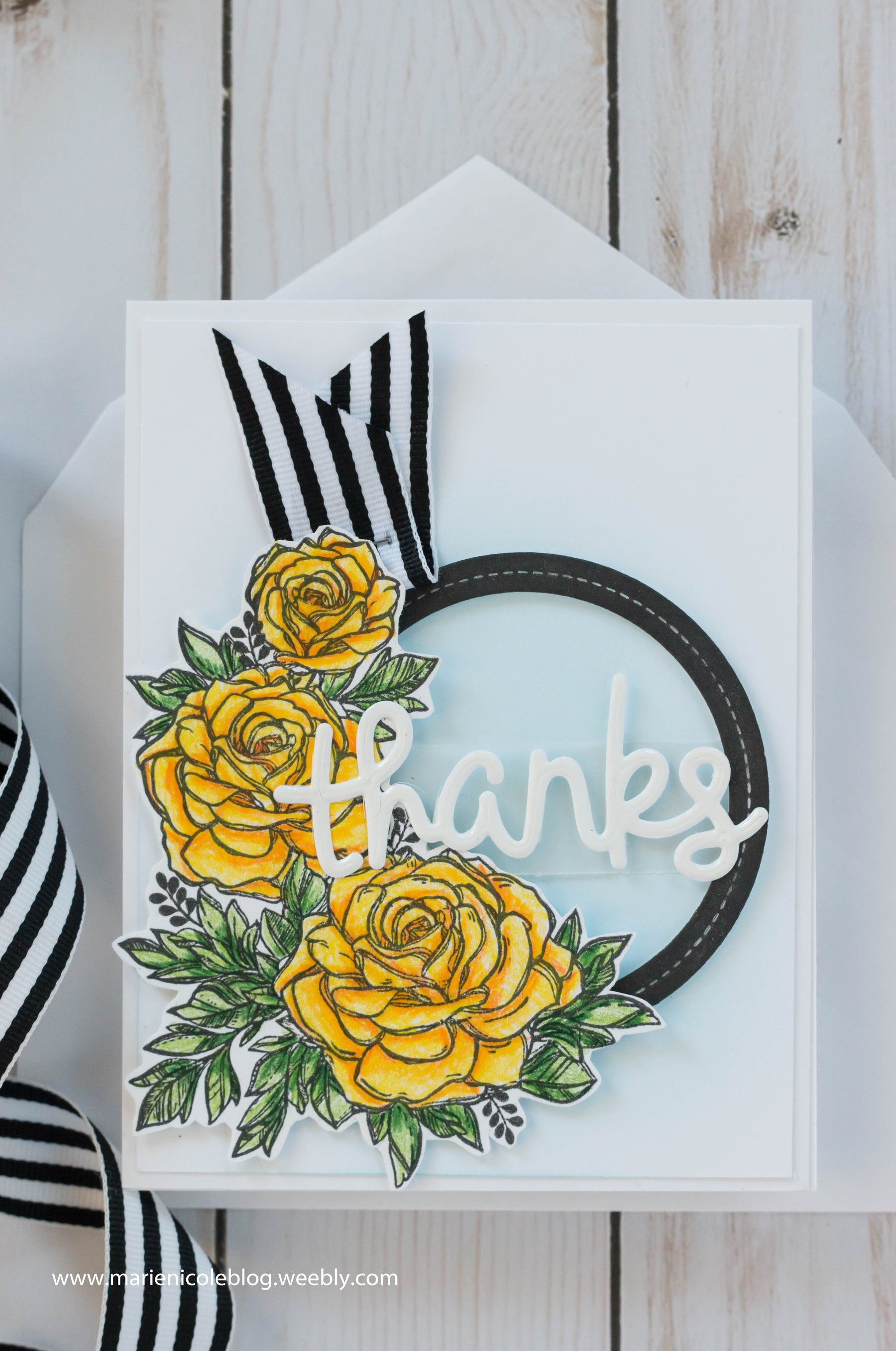 Favorite Florals BLOG HOP!