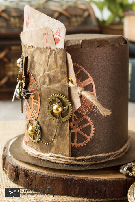 Steampunk Inspiration Box