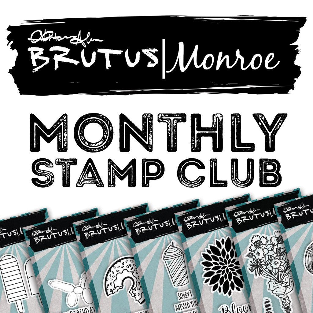 November Stamp Club + Trick or Treat Blog Hop WINNER Announced!