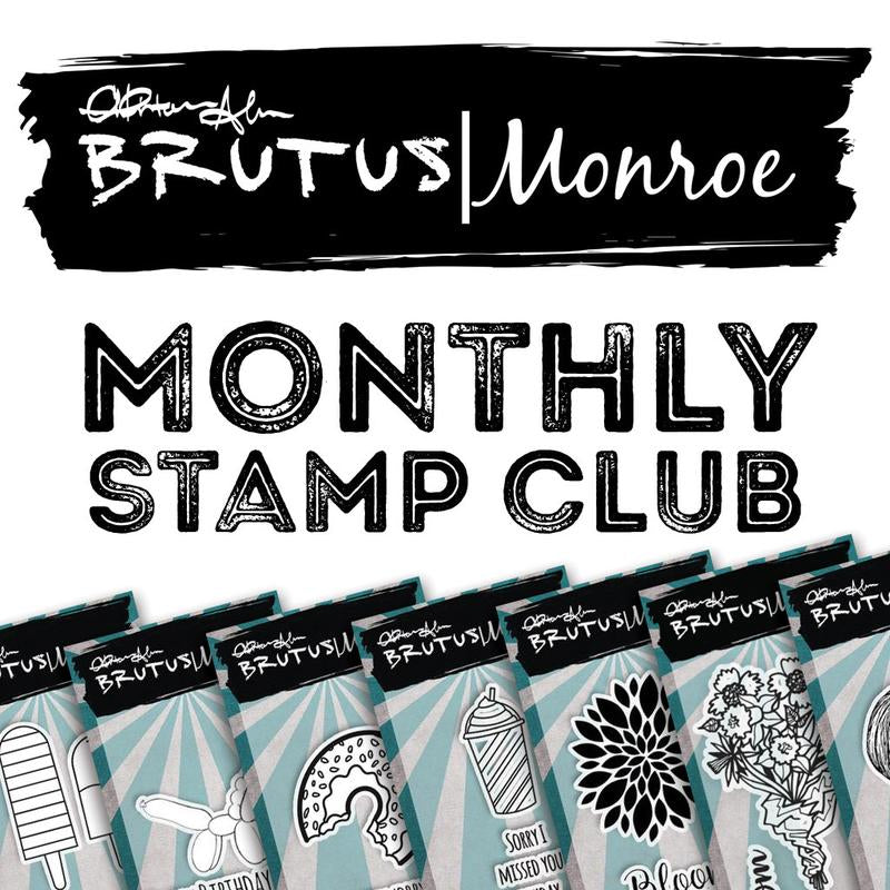 April Stamp Club Blog Hop