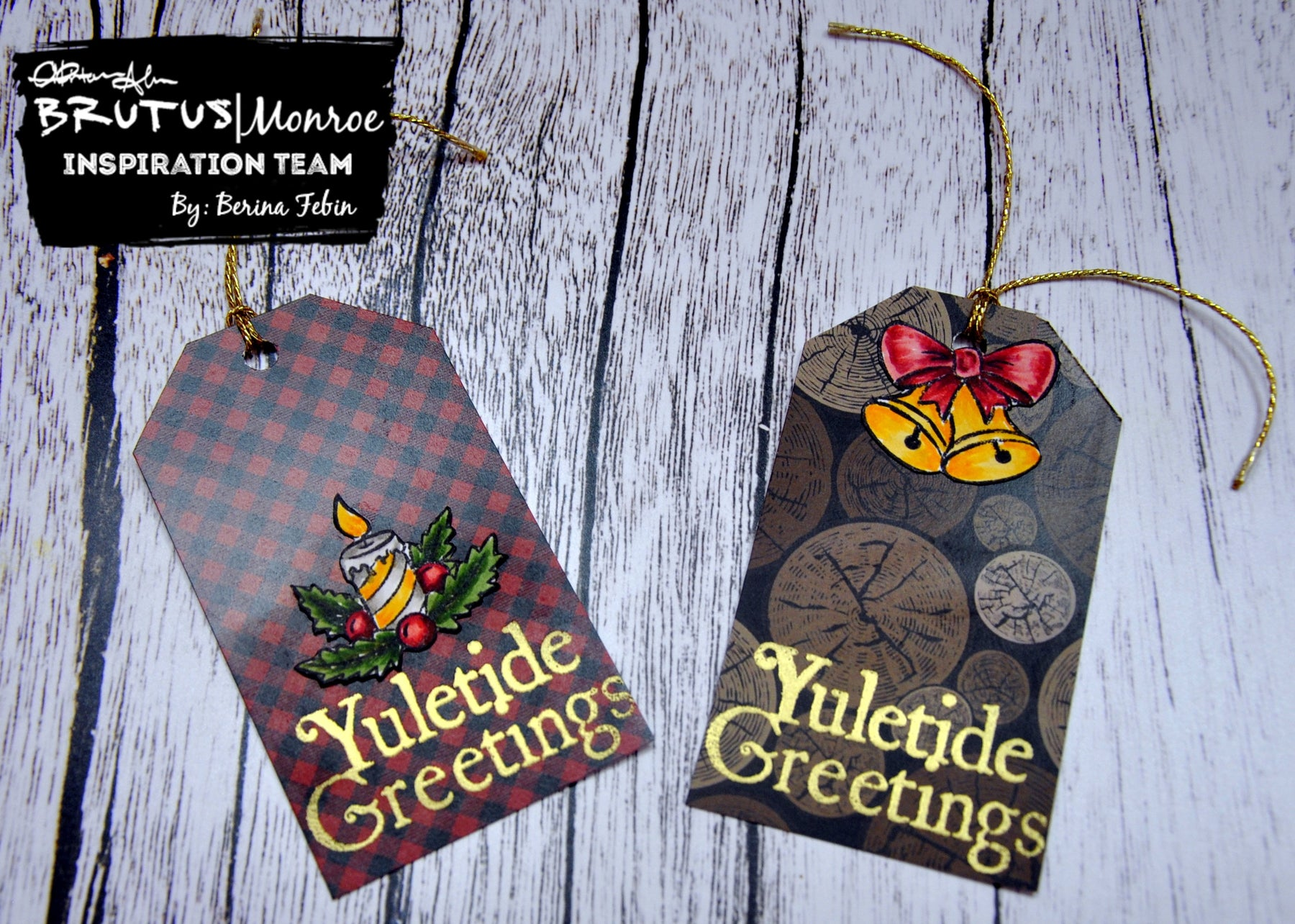 Yuletide Tags