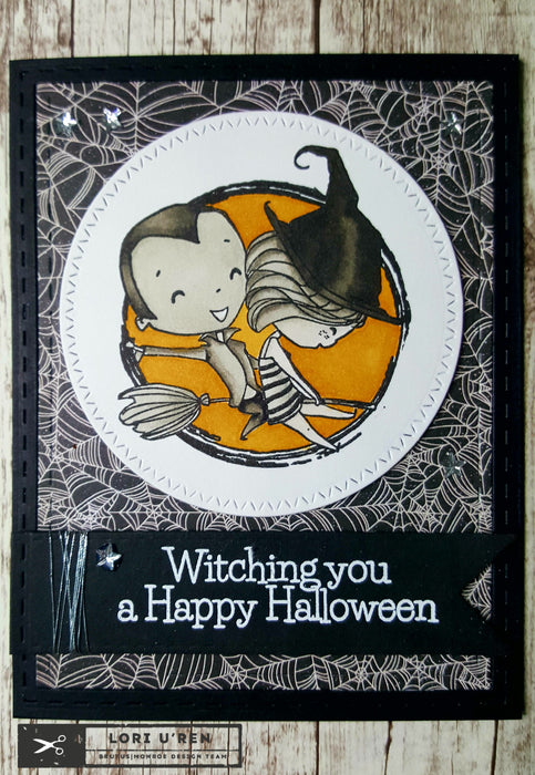Witching you a Happy Halloween