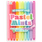 Pastel Mints Scented Highlighters - Set of 10