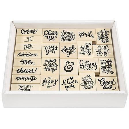 Sayings Stamps
