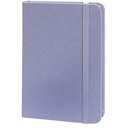 Grey Hardcover Pocket Notebook, 3 x 5 inches
