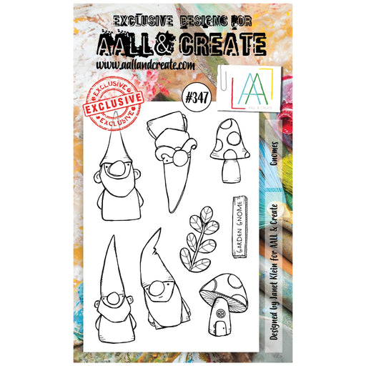 AALL & Create - A6 Stamp - Gnomes