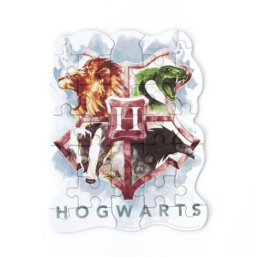 Harry Potter Hogwarts Crest Mini Puzzle