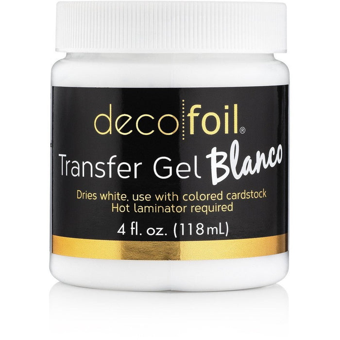Deco Foil™ Transfer Gel Blanco